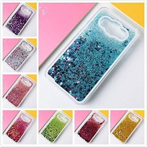 Samsung J7 2015 J700 Skin Gliter Garskin Gliter Stiker Gliter 1 transparent liquid glitter luxury tpu for samsung galaxy j7 2015 metro pcs ebay