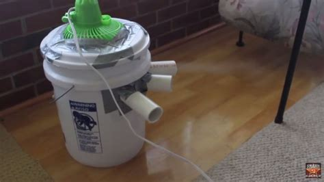 cara membuat filter air dengan ember cara sederhana membuat ac sendiri berbiaya murah science
