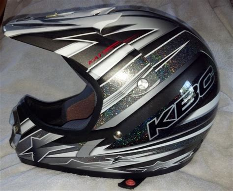 Helm Kbc Racing helmet kbc small 47 48cm lightly used