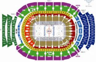 Buffalo Wild Wings Floor Plan nhl hockey arenas air canada centre home of the
