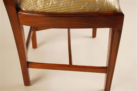 Sweetheart Chair by Mahogany Shield Back Dining Room Chairs Sweetheart Ebay
