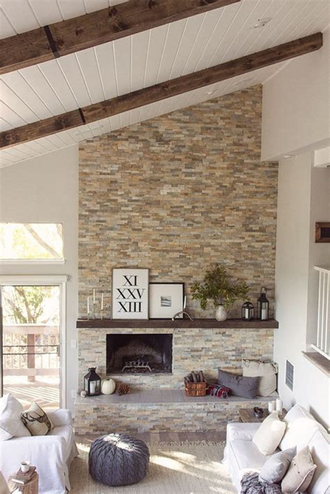 Decorating Ideas For Above Kitchen Cabinets by Vaulted Ceilings White Or Wood