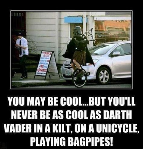 Unicycle Meme - you will never be as cool as this person 171 the daily blog