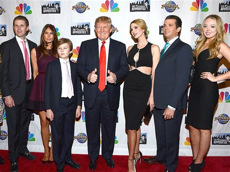 Donald Trump Kids | donad trump s children open up about their dad people com