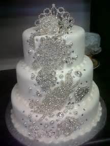 rhinestone cake bling cake wow it delightful cakes bling cakes bling and cake