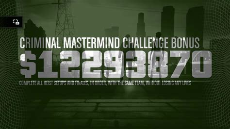 How Much Is It To Get A Criminal Record Check Pangamers Gta 5 Heists Guide How To Make The Most Money With Special