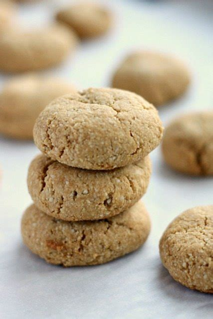 calories in new year almond cookies easy almond cookies are healthy and delicious crosby s