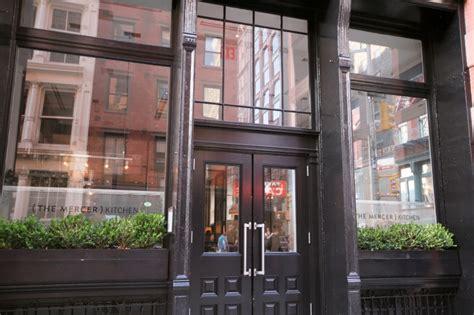 Mercer Kitchen by The Mercer Kitchen New York Restaurants Eventseeker