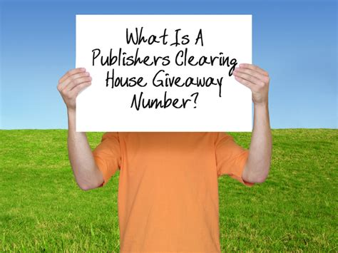 Publishers Clearing House Winning Numbers - what is a publishers clearing house giveaway number autos post