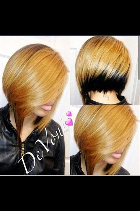 layered bob african american hair inverted layered bob for ethnic hair short hairstyle 2013