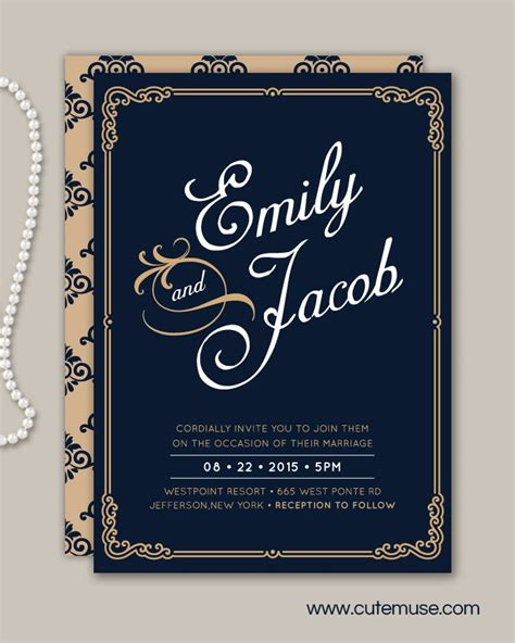 Classic Wedding Stationery by Best 25 Classic Wedding Invitations Ideas On