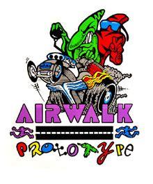 Airwalk Gordon airwalk prototype 19 00 buy vintage skateboard