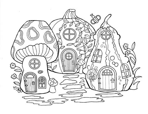 fairy door coloring page printable fairy houses to color let it shine fairy merry