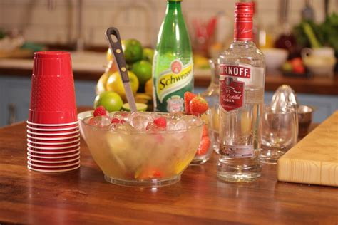 vodka soda easy summer vodka drinks