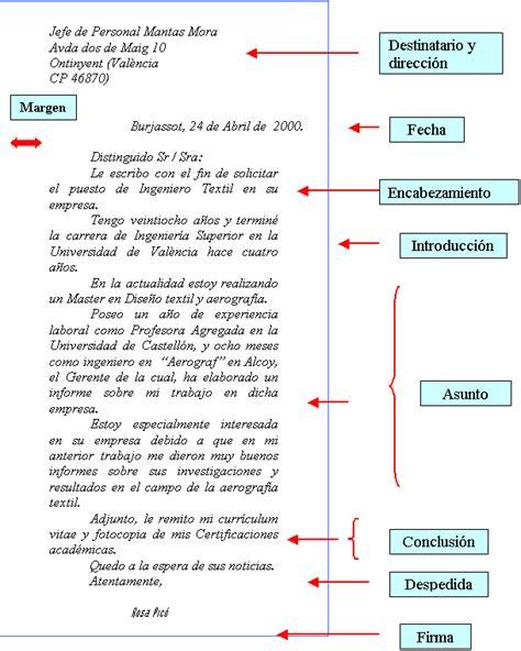 carta formal castellano escrever cartas formais de emprego em espanhol castelhano