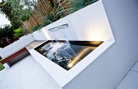 garden water features  ideas   design  water