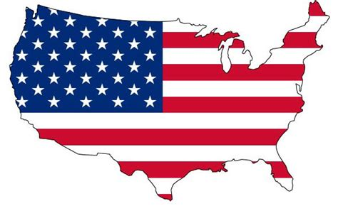 Us State Flag Outlines by United States American Usa On American Newhairstylesformen2014