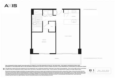 axis brickell floor plans axis blintser group