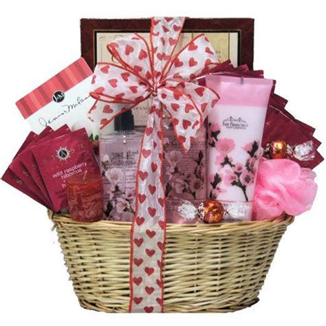 baskets for valentines day 15 s day gift basket ideas for husbands or
