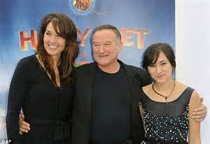 San Francisco Superior Court Records Robin Williams Susan Schneider And Children In Court Battle Actor S Estate