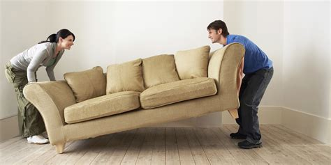 moving a sofa 8 good reasons to rearrange your furniture today huffpost