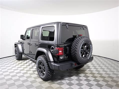 jeep wrangler unlimited willys convertible