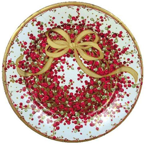 decorative paper dinner plates christmas decorative plates