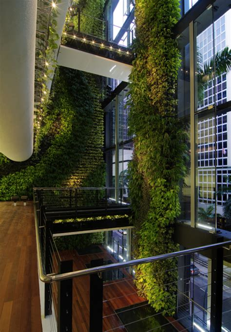 home vertical garden 20 cool vertical garden walls home design and interior