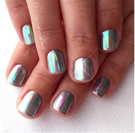 Coral Paint 12 iridescent nail options that will make you glow and shimmer