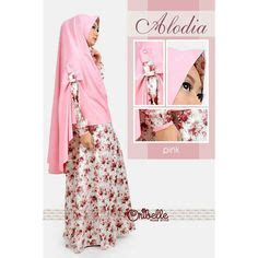 Khimar Rara Instan vintage dari doll all the other dolls