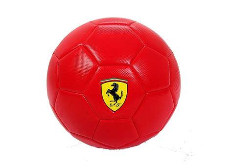 N Ferrari Footballer by Ballon Foot Ferrari N 176 5 En 4 Couleurs Alg 233 Rie Market