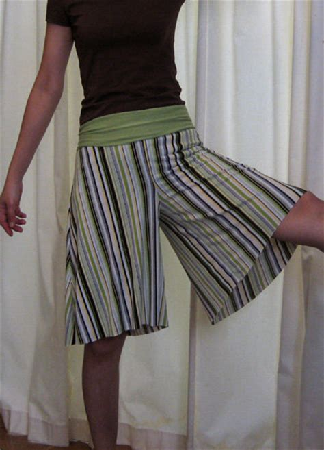 knit culottes knit culottes sewing projects burdastyle