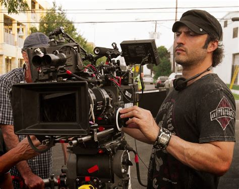 On Set For Grindhouse And Director by Robert Rodriguez In Search Of Blood Relatives In Florida