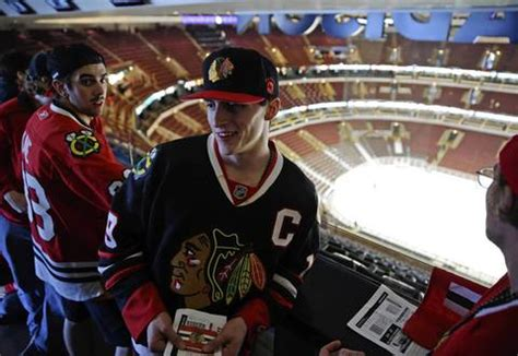 blackhawks standing room photos how much did you pay for your 5 tickets chicago tribune