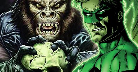 planet of the apes green lantern books green lantern planet of the apes crossover announced