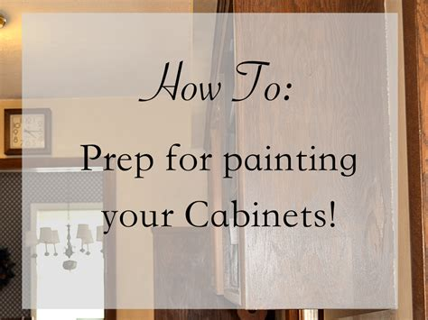 how to prep kitchen cabinets for painting how to prep kitchen cabinets for painting how to