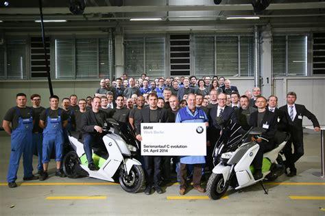 Bmw Motorrad Berlin Besuchen by Bmw Werk Berlin Startet Serienproduktion Des Elektro