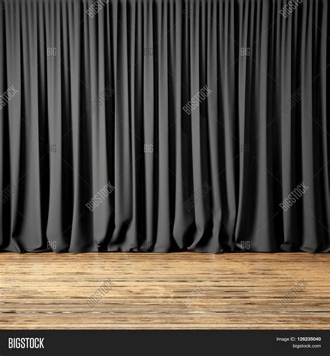 backstage curtains concept picture highly detailed image photo bigstock