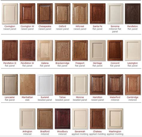 Kitchen Cabinet Styles And Colors Cabinet Refacing Refinishing