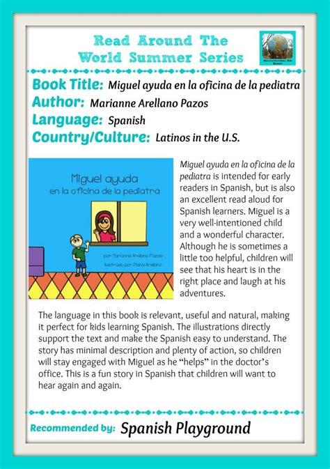 libro short and easy spanish multicultural books read around the world around the worlds spanish and books for kids
