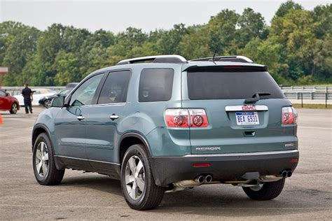 gmc acadia prices 2011 gmc acadia reviews specs and prices cars
