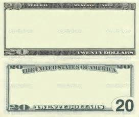 dollar bill template best photos of 20 dollar bill blank template blank 20