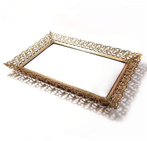 Mirror Tray Vanity by