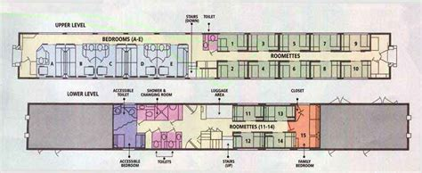 Sleeper Berth Layout by Railroad Net View Topic Superliner Bedroom Lower Bunk