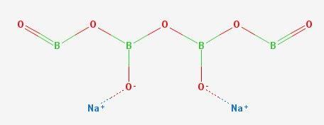 Asam Borat 3 boraks rumus kimia rumus struktur dan cara