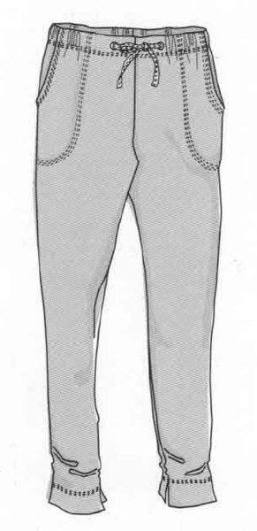 pattern for jogging pants выкройка женских спортивных штанов pants tutorials and