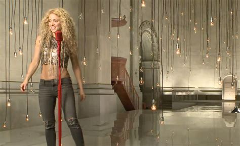 shakira target team   deliver deluxe edition
