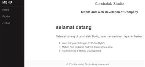 format php adalah teknik layout halaman web dengan php part ii candralab
