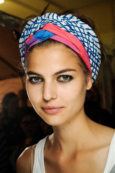 fashion trends the headscarf 2018