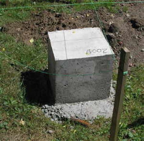 carport fundament sitmemap tipps f 252 r heimwerker zum bauen